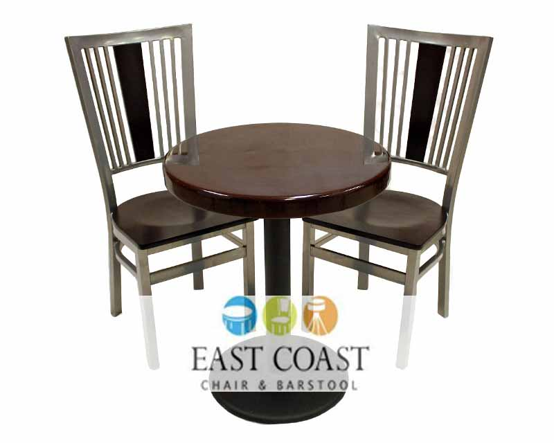 steel city metal restaurant chairs and barstools