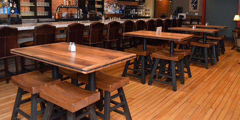 Restaurant & Banquet Space Planning: Tables & Chairs Seating ...