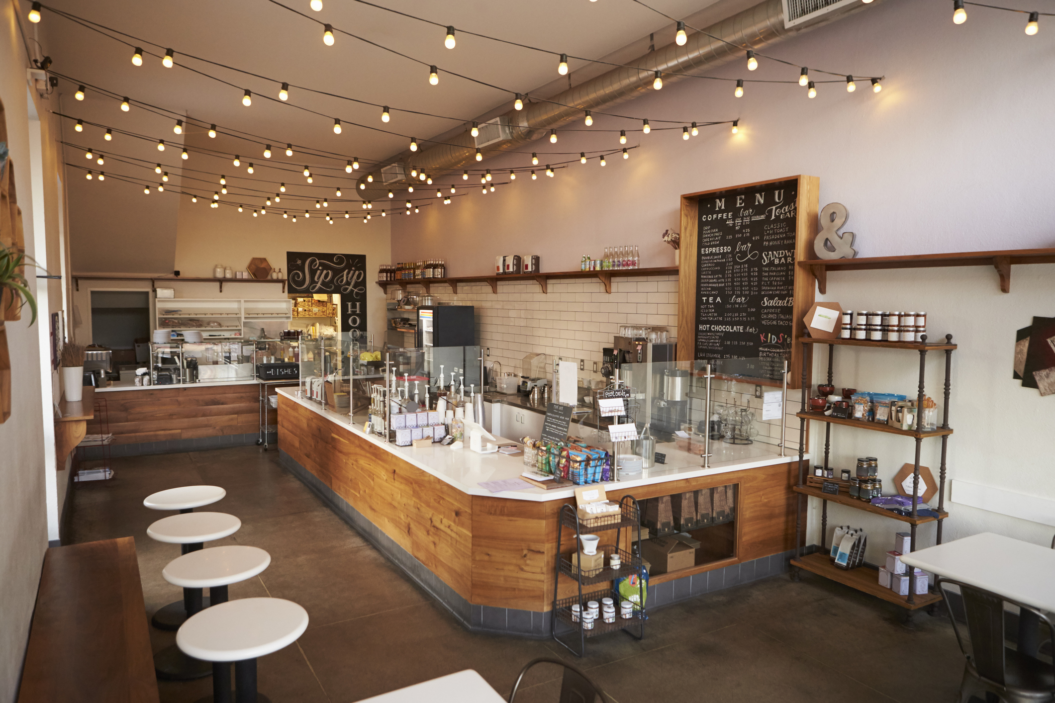 Picture of: Coffeehouses How To Design A Great Coffee Shop Layout