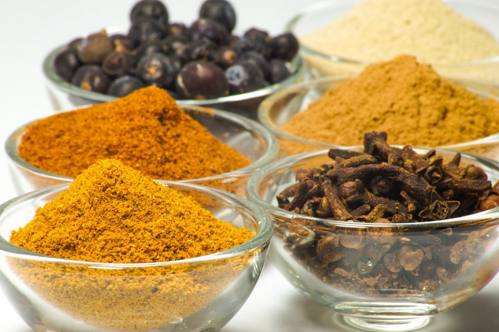 Spices are a part of food cost.