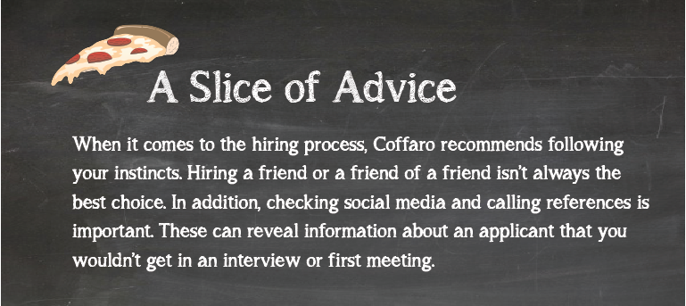 Slice of Advice- Hiring