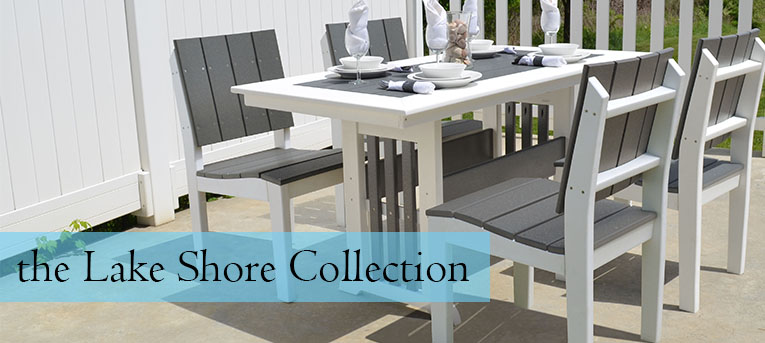 Lake Shore Collection Outdoor Patio Furniture