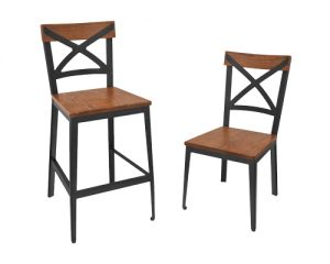 Erwin Bar Stool and Chair