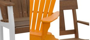 New 2018 Poly Lumber Patio Furniture