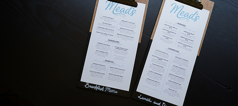 When to Change Your Restaurant Menu