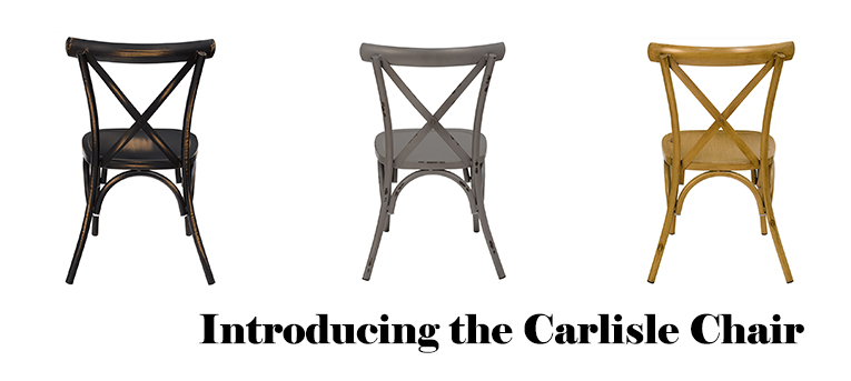 Carlisle Chair Finishes