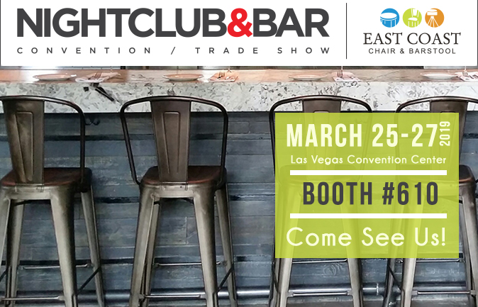 Nightclub & Bar Show - East Coast Chair & Barstool Tradeshows