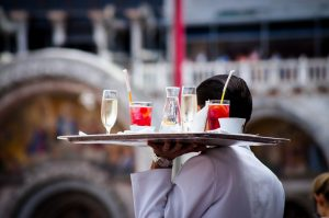 How to Handle Difficult Restaurant Employees - Waiter in a Restaurant