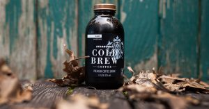 Starbucks Cold Brew Bottle