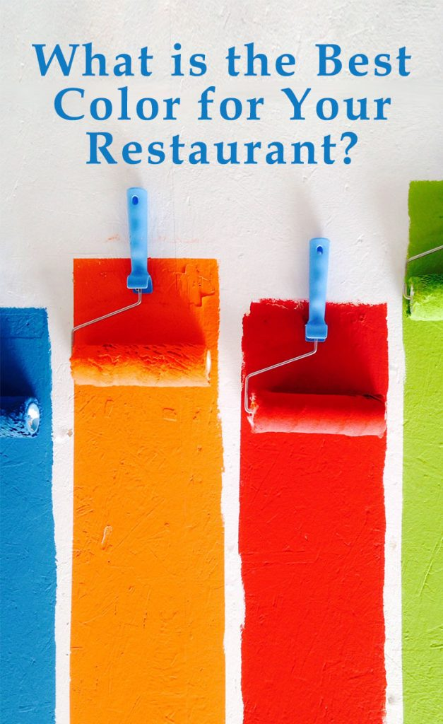 What Is The Best Color For Your Restaurant